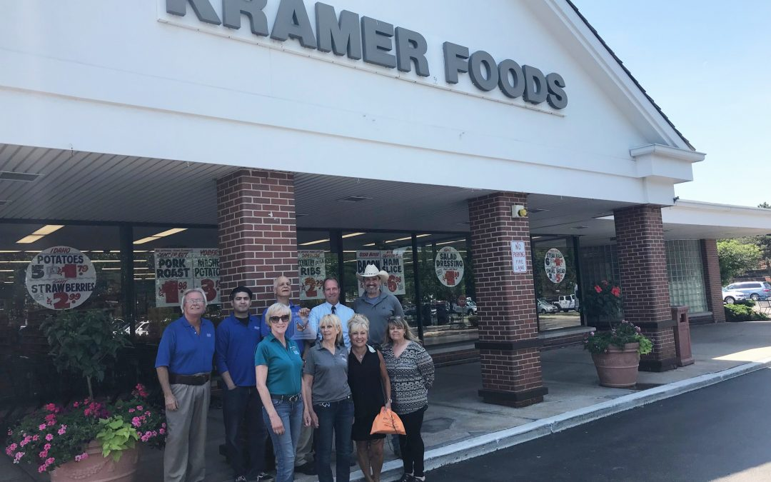 Kramer Foods Creates a Lasting Impact for Ray Graham Association's Hanson Center